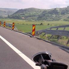 Semnaleaza un pericol pe autostrazi